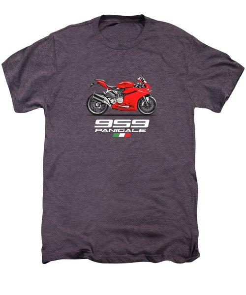 Ducati Panigale 959 Men's Premium T-Shirt
