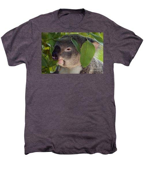 Eat Your Greens Men's Premium T-Shirt
