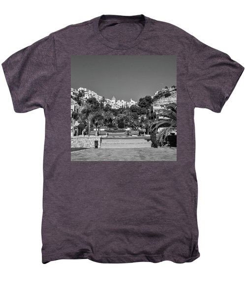 El Capistrano, Nerja Men's Premium T-Shirt