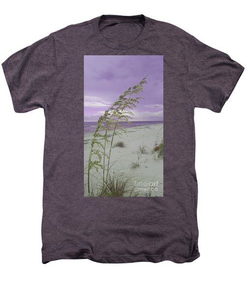 Emma Kate's Purple Beach Men's Premium T-Shirt
