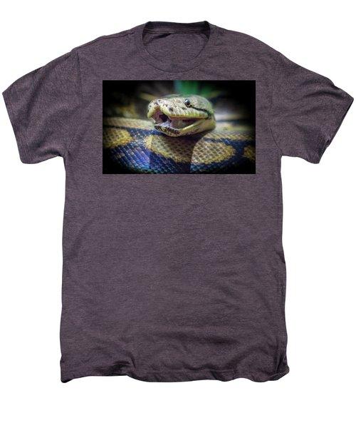 Evil In The Garden Men's Premium T-Shirt