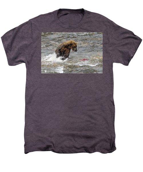 Eye On The Sockeye Men's Premium T-Shirt
