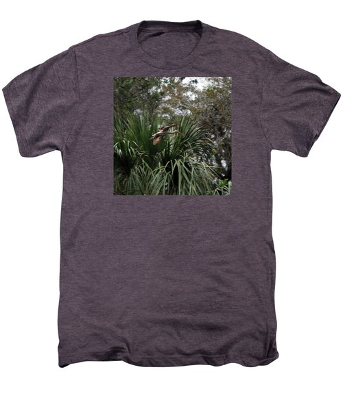 Feather 8-10 Men's Premium T-Shirt by Skip Willits