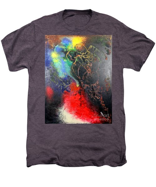 Fire Of Passion Men's Premium T-Shirt