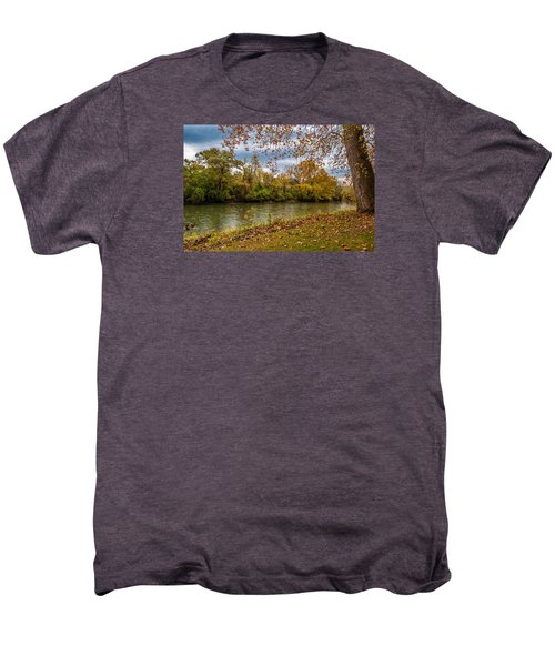 Flowing River Men's Premium T-Shirt