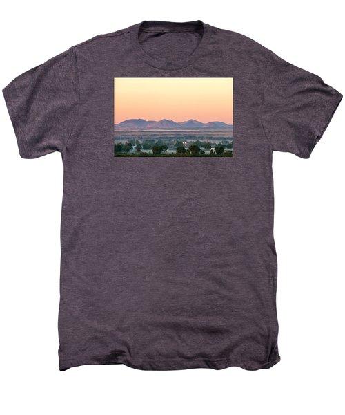 Foggy Harlem Bottom Men's Premium T-Shirt by Todd Klassy