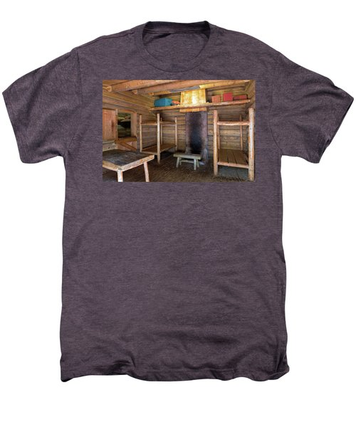Fort Clatsop Living Quarters Men's Premium T-Shirt