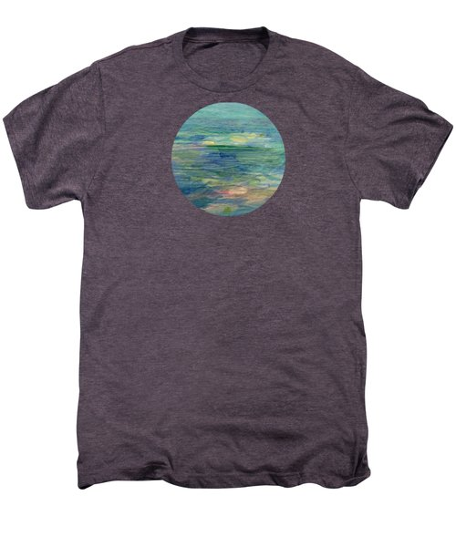 Gentle Light On The Water Men's Premium T-Shirt by Mary Wolf