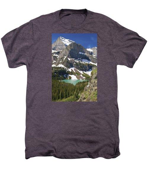 Glacier Backcountry Men's Premium T-Shirt