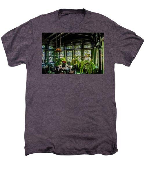 Glensheen Mansion Breakfast Room Men's Premium T-Shirt