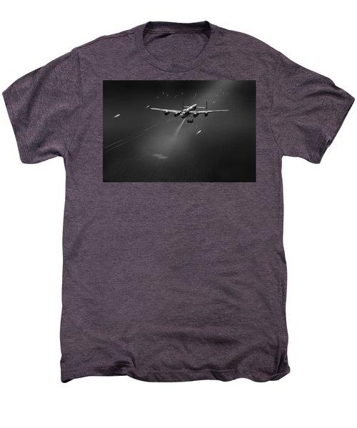 Goner From Dambuster J-johnny Bw Version Men's Premium T-Shirt by Gary Eason