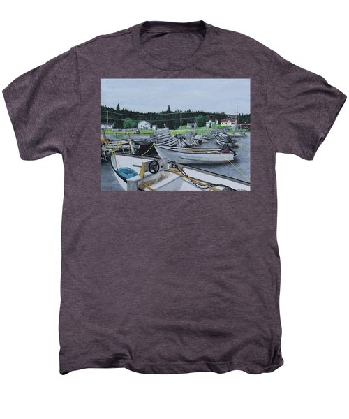 Grandfathers Wharf Men's Premium T-Shirt