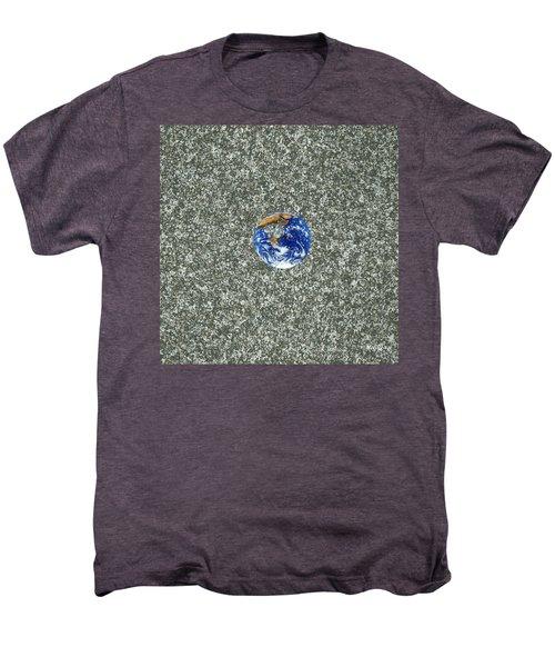 Gray Space Men's Premium T-Shirt