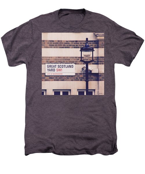 Great Scotland Yard Men's Premium T-Shirt