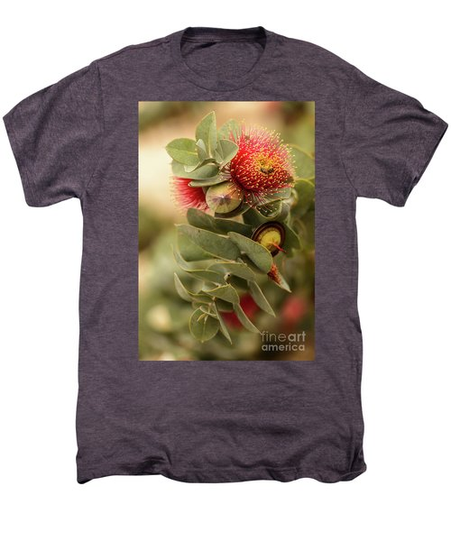 Men's Premium T-Shirt featuring the photograph Gum Nuts by Werner Padarin