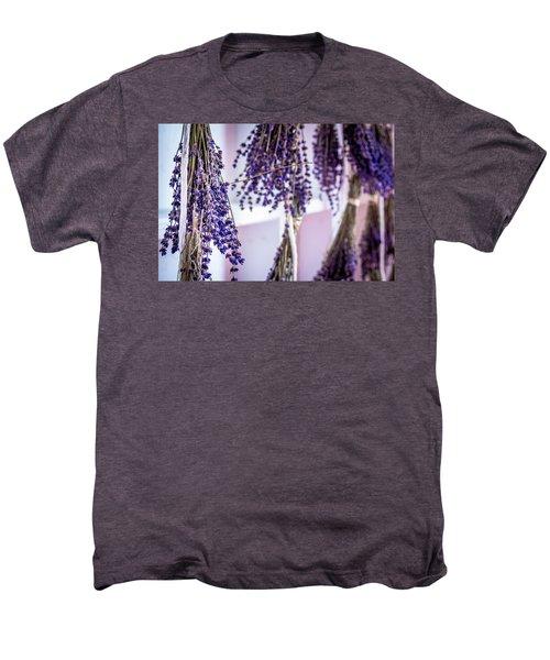 Hanging Lavender Men's Premium T-Shirt