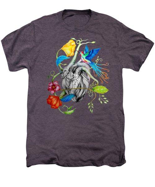 Hearts Love Men's Premium T-Shirt