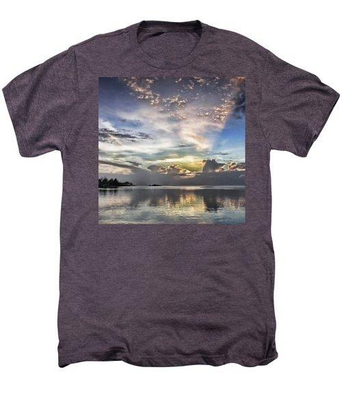 Heaven's Light - Coyaba, Ironshore Men's Premium T-Shirt