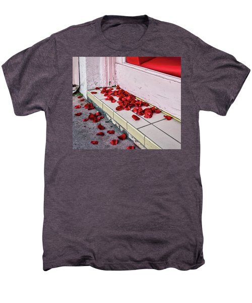 I Poured Out My Heart Men's Premium T-Shirt