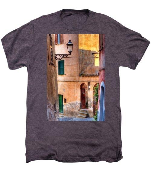 Italian Alley Men's Premium T-Shirt