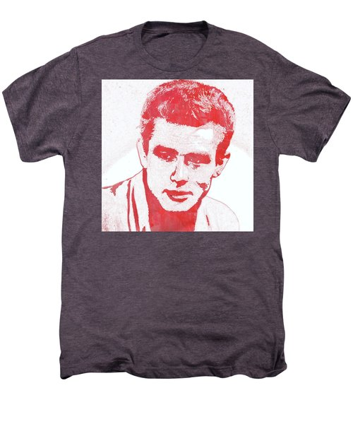 James Dean Pop Art Men's Premium T-Shirt
