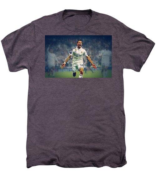 Javier Hernandez Balcazar Men's Premium T-Shirt by Semih Yurdabak