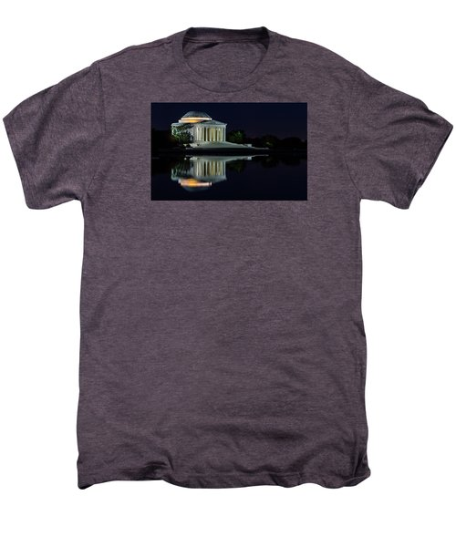 The Jefferson At Night Men's Premium T-Shirt