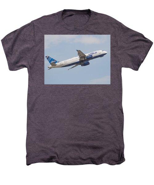 Jet Blue Men's Premium T-Shirt