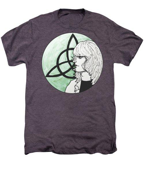 John Paul Jones Men's Premium T-Shirt by Sofia Vyalykh