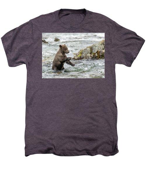 Just Practicing  Men's Premium T-Shirt