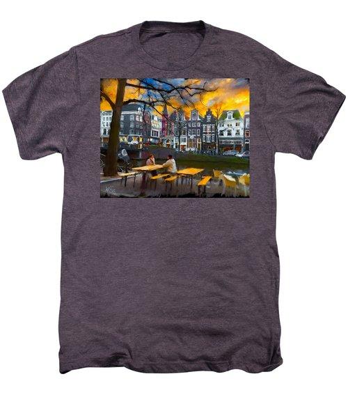 Kaizersgracht 451. Amsterdam Men's Premium T-Shirt