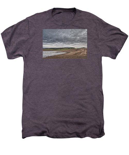 Kingdom Of Fife Men's Premium T-Shirt by Jeremy Lavender Photography