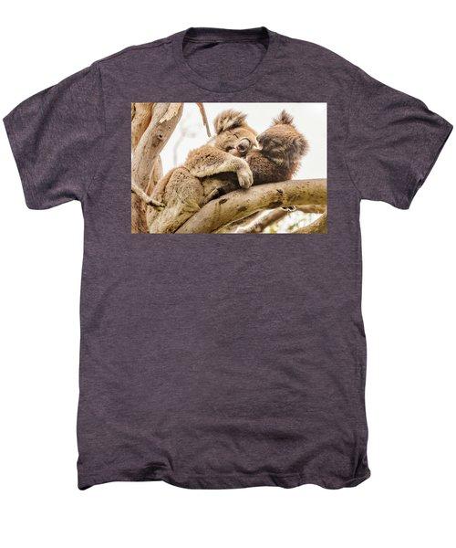 Koala 5 Men's Premium T-Shirt by Werner Padarin