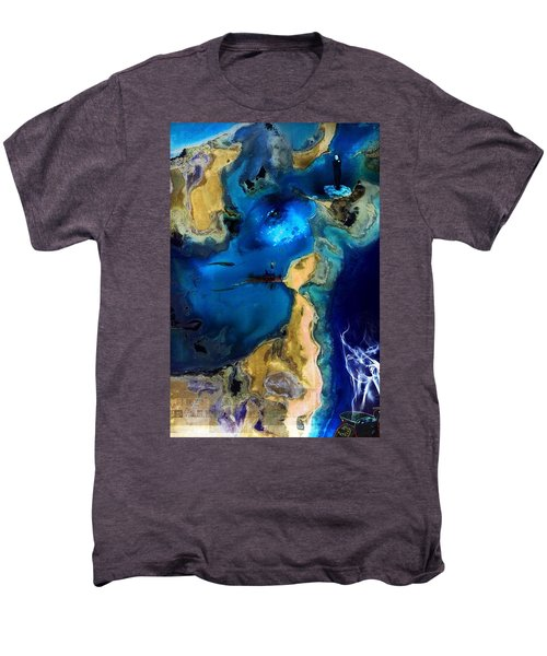 Life Stream Men's Premium T-Shirt