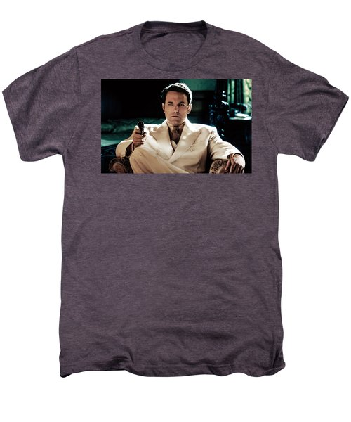 Live By Night Ben Affleck Men's Premium T-Shirt