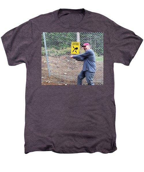 Live Wire Men's Premium T-Shirt