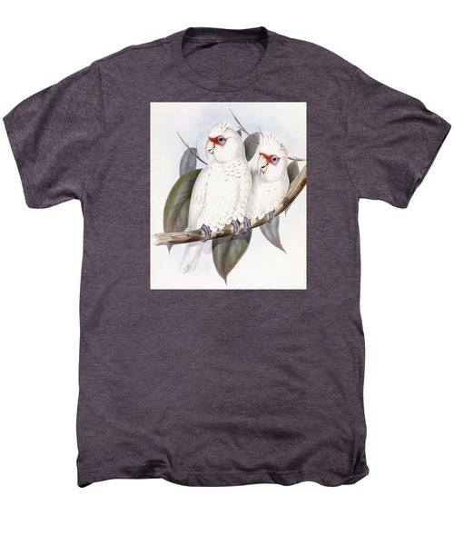 Long-billed Cockatoo Men's Premium T-Shirt