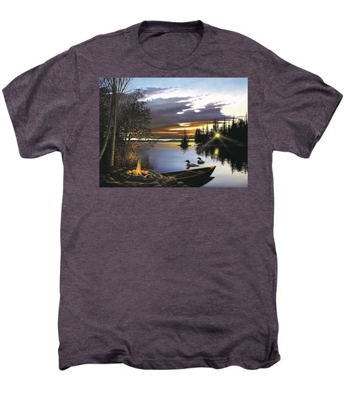 Loon Lake Men's Premium T-Shirt
