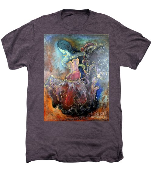 Lost In The Motion Men's Premium T-Shirt