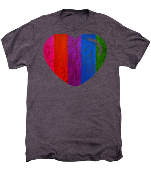 Love Is Love Men's Premium T-Shirt