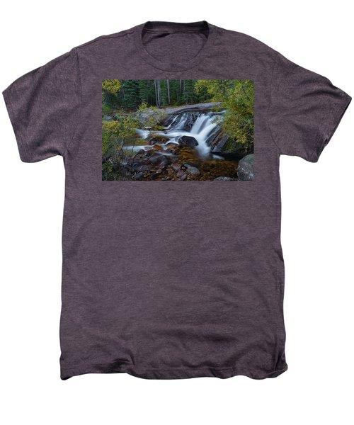 Lower Copeland Falls Men's Premium T-Shirt