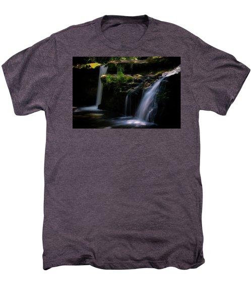 Lynn Mill Waterfalls Men's Premium T-Shirt