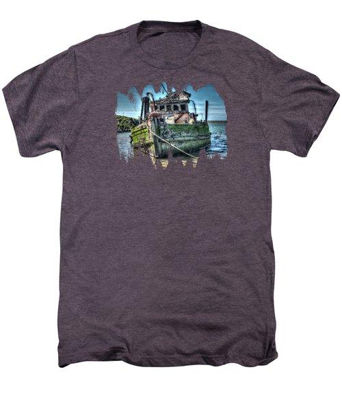 Mary D. Hume Shipwreak Men's Premium T-Shirt