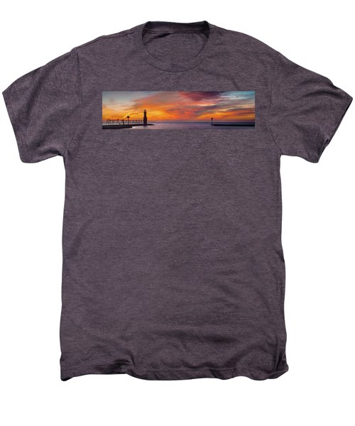 Men's Premium T-Shirt featuring the photograph Mine Eyes Have Seen The Glory by Bill Pevlor