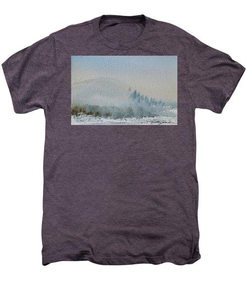 A Misty Morning Men's Premium T-Shirt