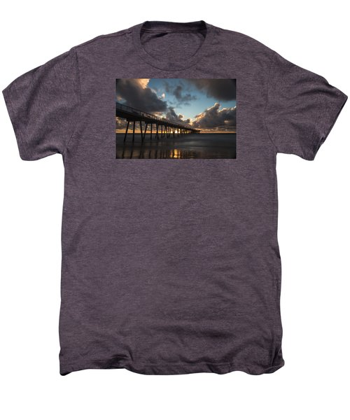 Misty Sunset Men's Premium T-Shirt