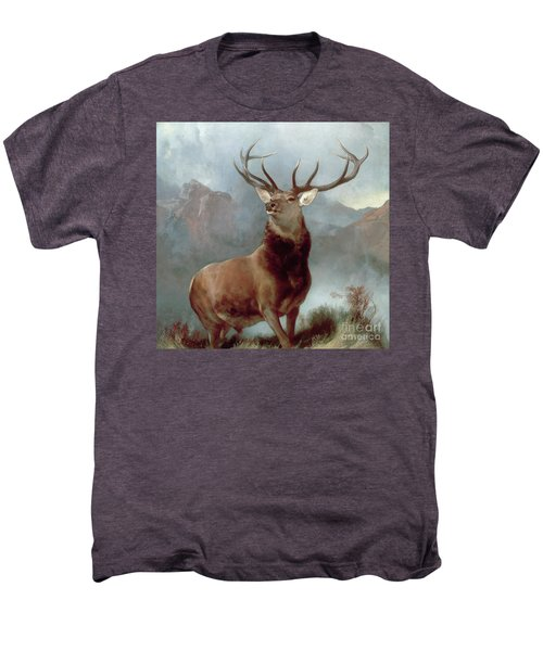Monarch Of The Glen Men's Premium T-Shirt