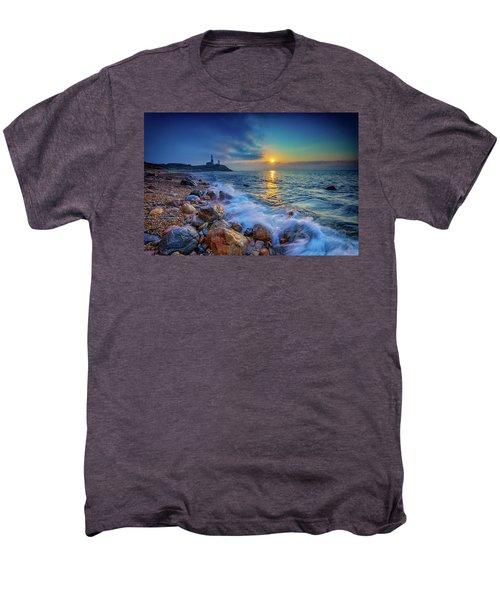 Montauk Sunrise Men's Premium T-Shirt