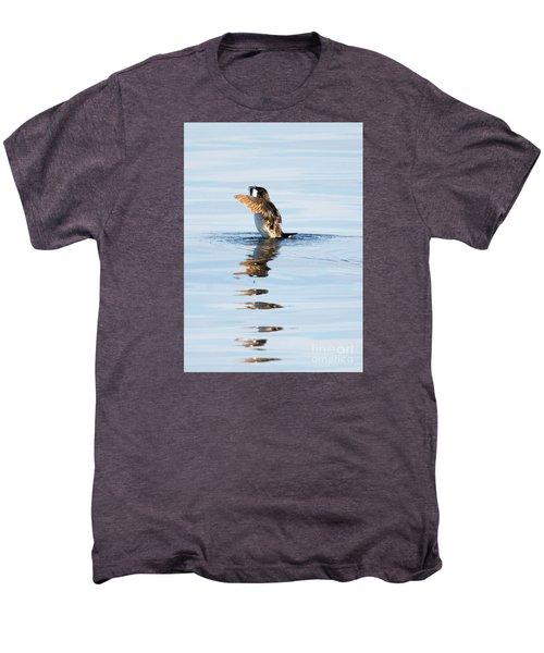 More Than A Mouthful Men's Premium T-Shirt by Mike Dawson