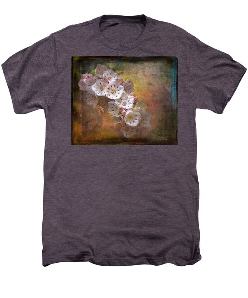 Mountain Laurel Men's Premium T-Shirt by Bellesouth Studio
